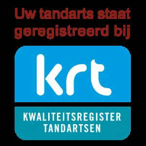 KRT: kwaliteit tandartsen