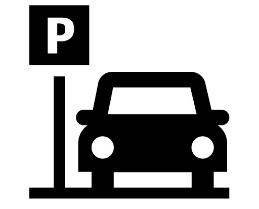 Route: parking