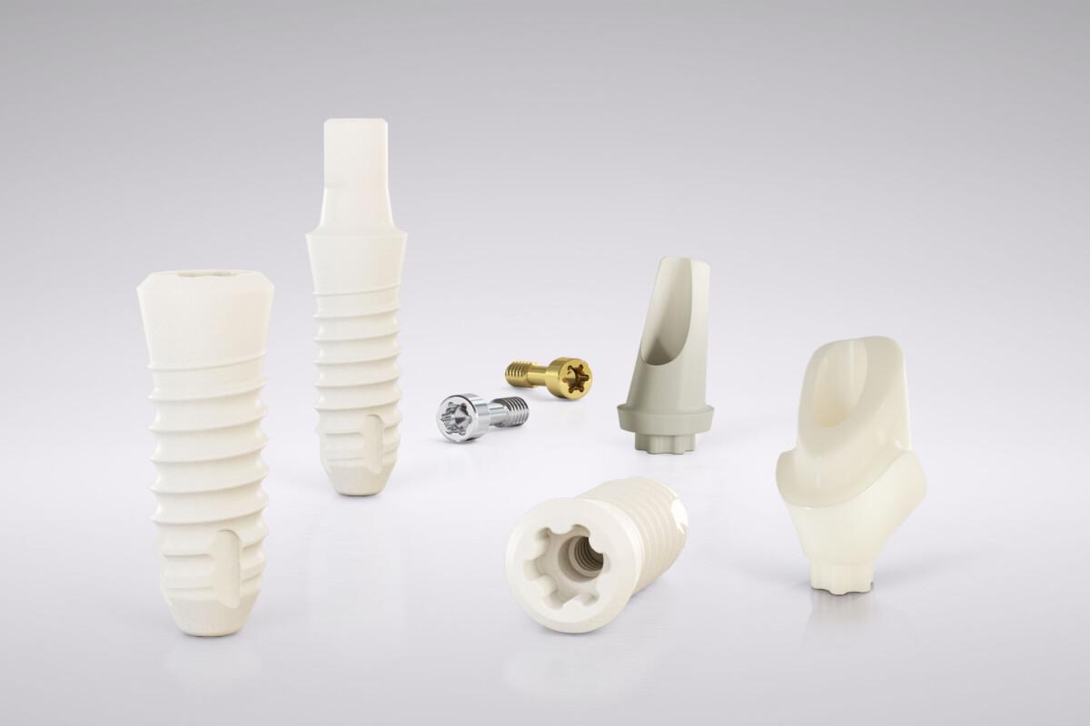 Metaalvrij implantologie Ceralog